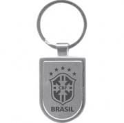 Chaveiro Brasil brasão CBF