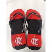 Chinelo Flamengo feminino slim manto 1 2017