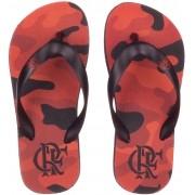 Chinelo Flamengo infantil camuflado