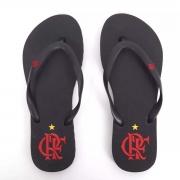Chinelo Flamengo manto 3 liso