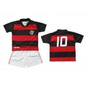 Conjunto Flamengo Micro Dry 1 e 2