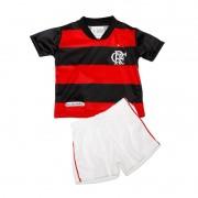 Conjunto Flamengo Micro Dry sublimado