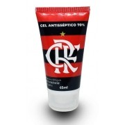 Gel Antisseptico Flamengo 70% 65ML