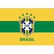 Ímã de geladeira Brasil CBF
