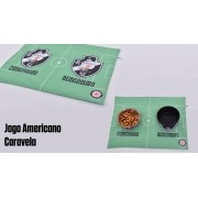 Jogo Americano Vasco Caravela
