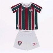 Kit Infantil Fluminense Jogo 1 - Umbro 2020