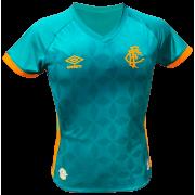 Camisa Fluminense Feminina Jogo 3 - Umbro 2020