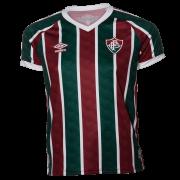 Camisa Fluminense Jogo 1 Feminina Torcedor - Umbro 2020