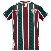 LANÇAMENTO - Camisa Fluminense Jogo 1 Juvenil - Umbro 2020