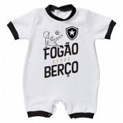 Macacão Botafogo Suedini desde berço