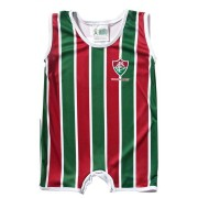 Macacão regata Fluminense .