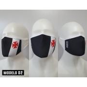 Máscara Vasco Modelo 02