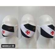 Máscara Vasco Modelo 05