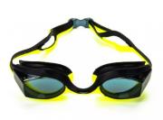 Óculos de natação Focus Speedo - Citronela/Fumê