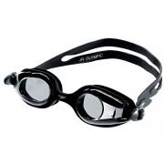 Óculos de natação JR Olympic Speedo - Preto/Fumê