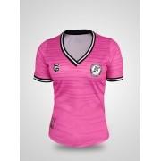 Camisa Vasco Feminina Outubro Rosa