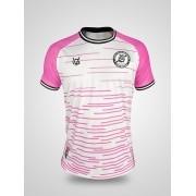 Camisa Vasco Masculina Grafismo Outubro Rosa