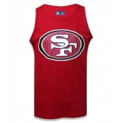 Regata San Francisco 49ers NFL New Era - Vermelha
