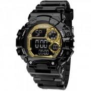 Relógio Mormaii digital Acqua Pro - MO13613B/8D