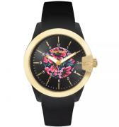 Relógio Mormaii feminino analógico Maui Floral - MO2036II/8P