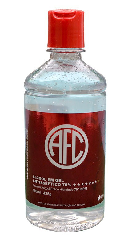 Álcool Gel America 70% 500 ml