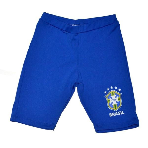 Bermuda Brasil infantil CBF