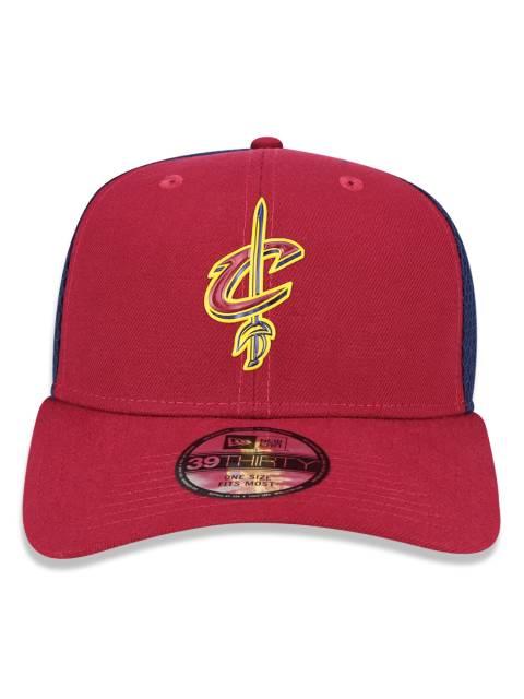 Boné aba curva Cleveland Cavaliers 3930 New Era