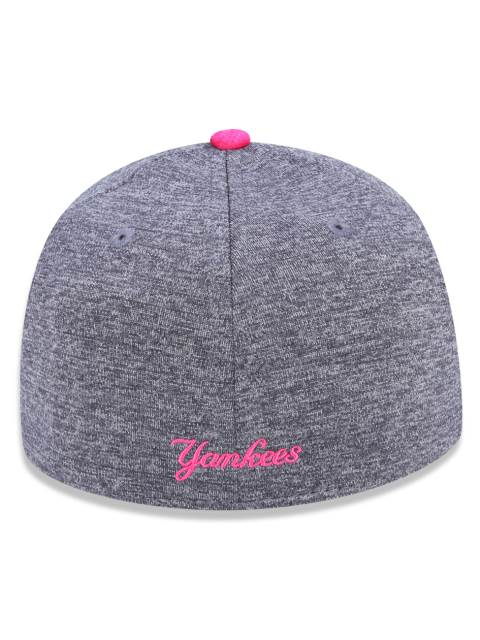 Boné aba curva New York Yankees feminino 3930 New Era