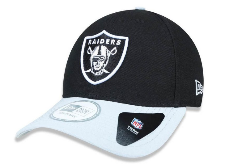 Boné aba curva Oakland Raiders 940 New Era