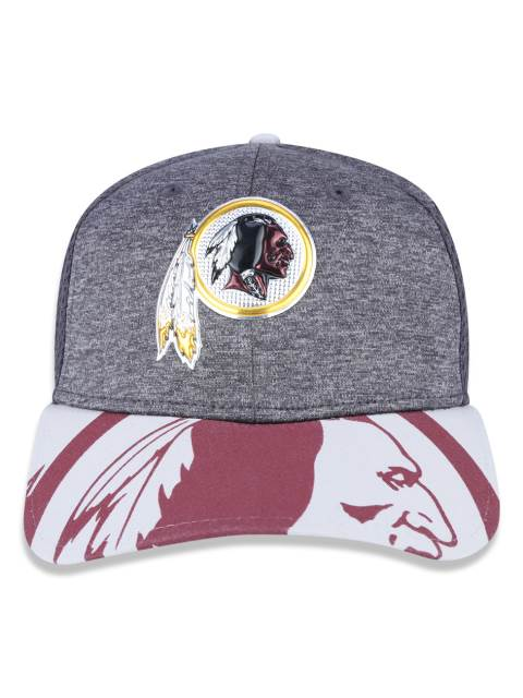 Boné aba curva Washington Redskins 3930 New Era