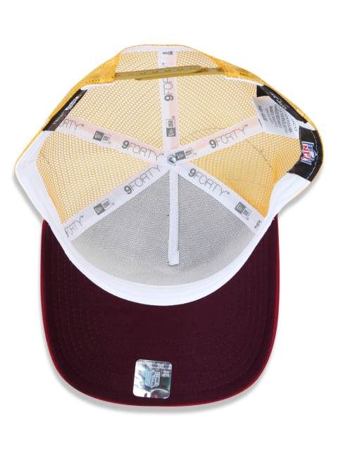 Boné aba curva Washington Redskins original fit 950 New Era