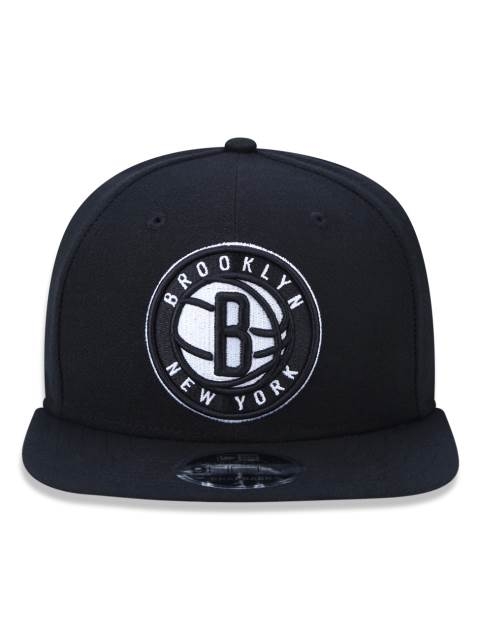 Boné aba reta Brooklyn Nets original fit 950 New Era NEI