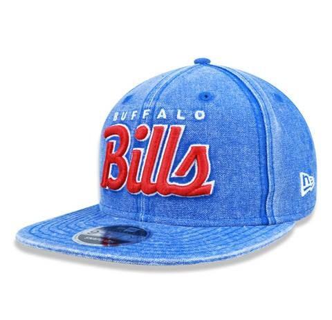 Boné aba reta Buffalo Bills original fit 950 New Era