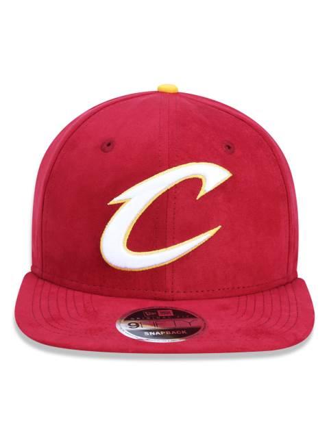 Boné aba reta Cleveland Cavaliers 950 New Era