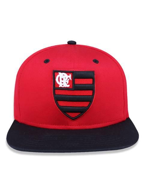 Boné aba reta Flamengo 950 New Era