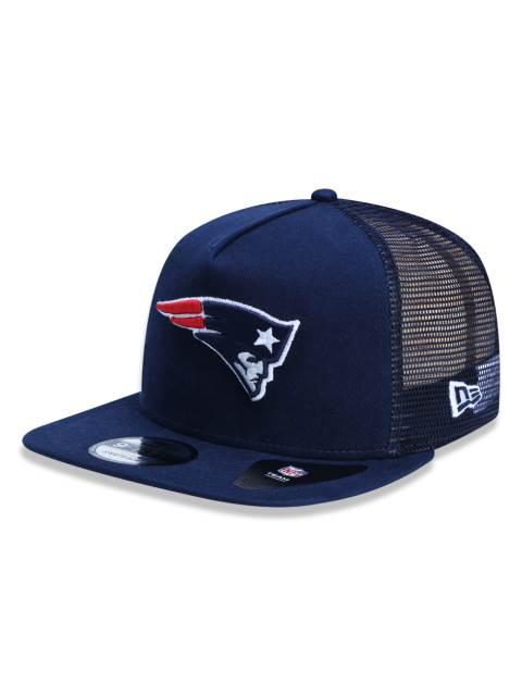 Boné aba reta New England Patriots A- Frame 950 New Era
