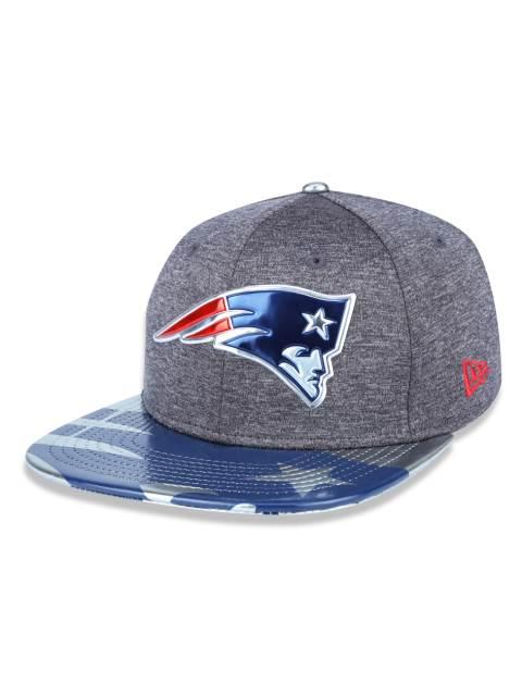 Boné aba reta New England Patriots original fit 950 New Era