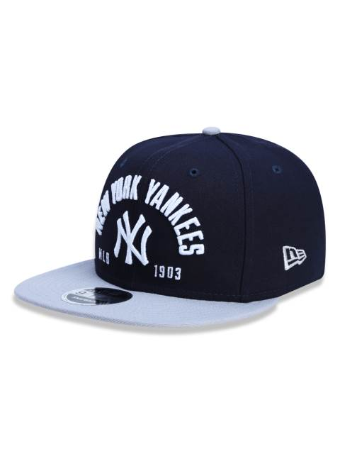 Boné aba reta New York Yankees original fit 950 New Era