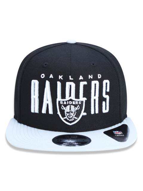 Boné aba reta Oakland Raiders original fit 950 New Era