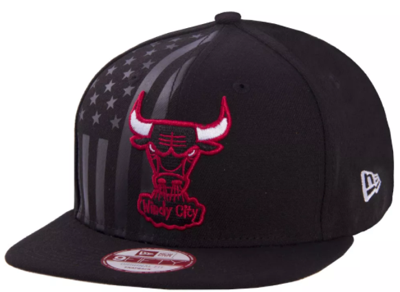 Boné Chicago Bulls New Era