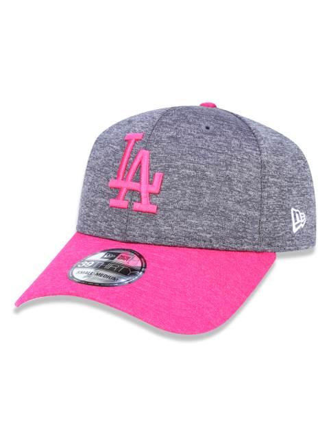 Boné feminino aba curva Los Angeles Dodgers 3930 New Era