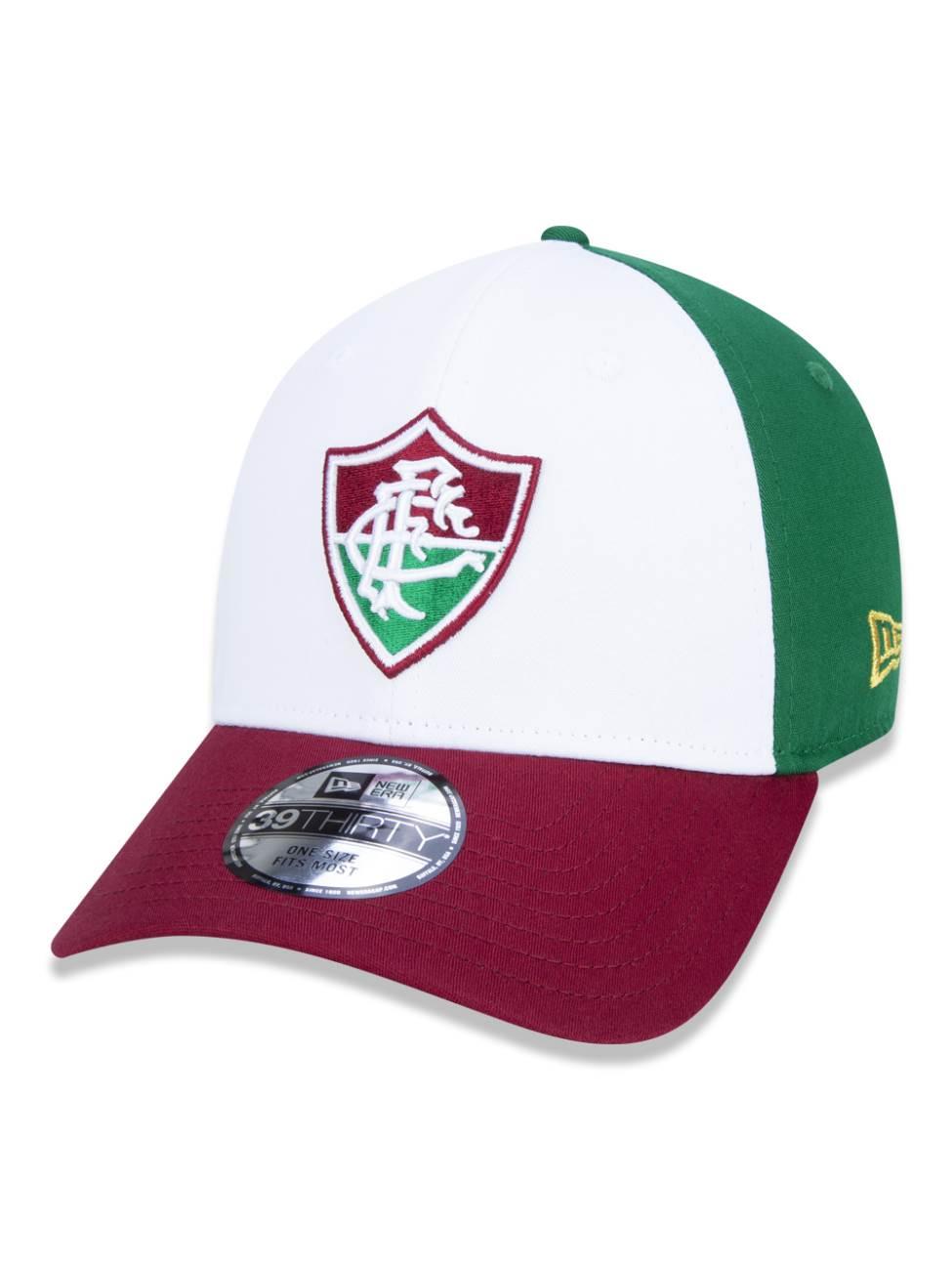 Boné Fluminense Frame Escudo
