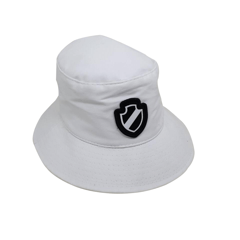 Bucket Vasco Minimalista - Branco