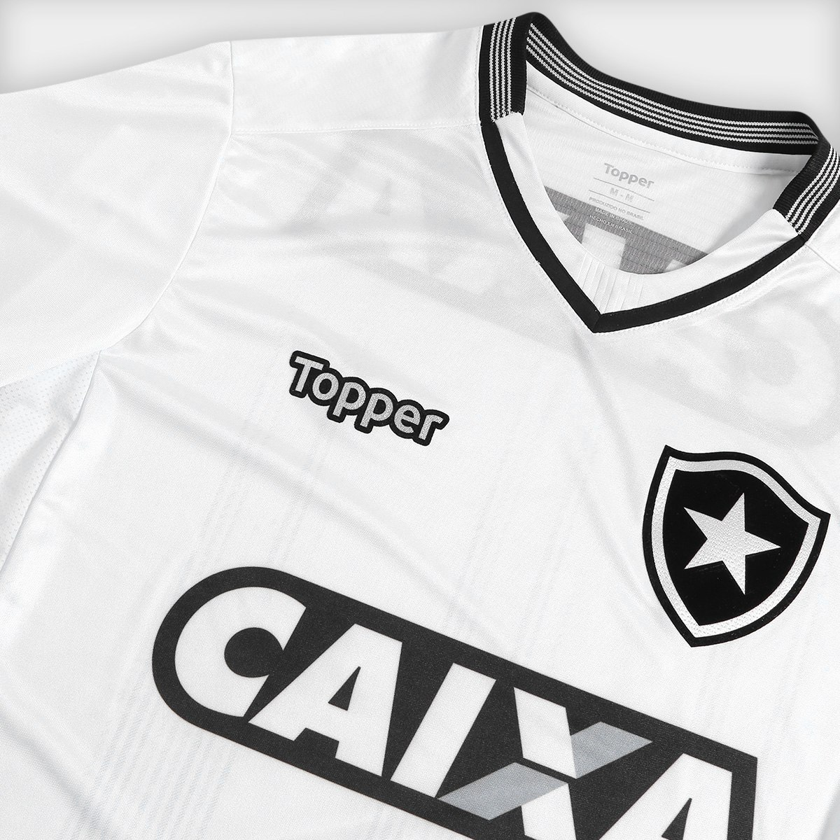 Camisa 3 Botafogo C/Patrocínio 2018/19 Topper