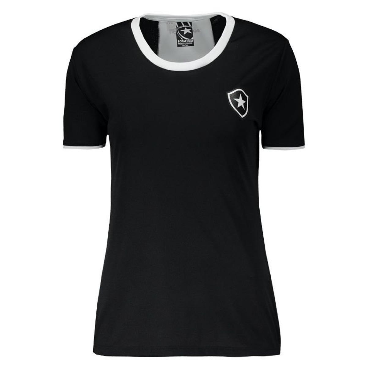 Camisa Botafogo feminina Bull