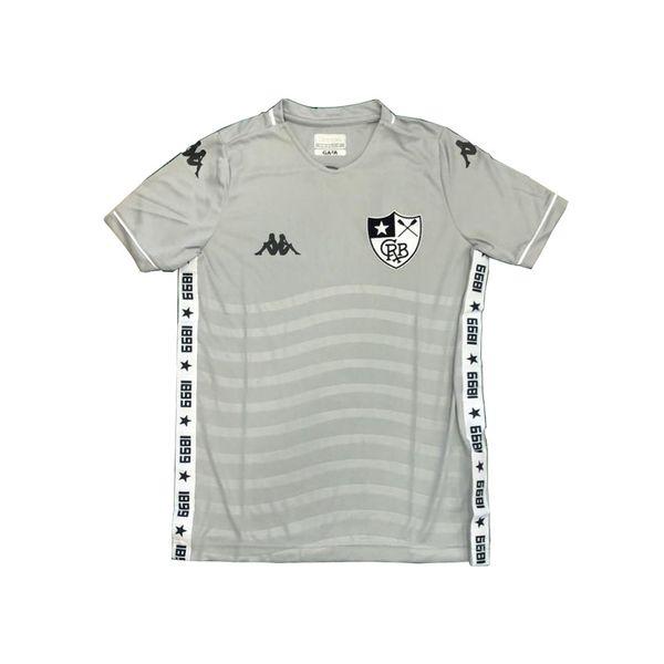Camisa Botafogo goleiro Jogo 2 Kappa 2019/20 - Cinza