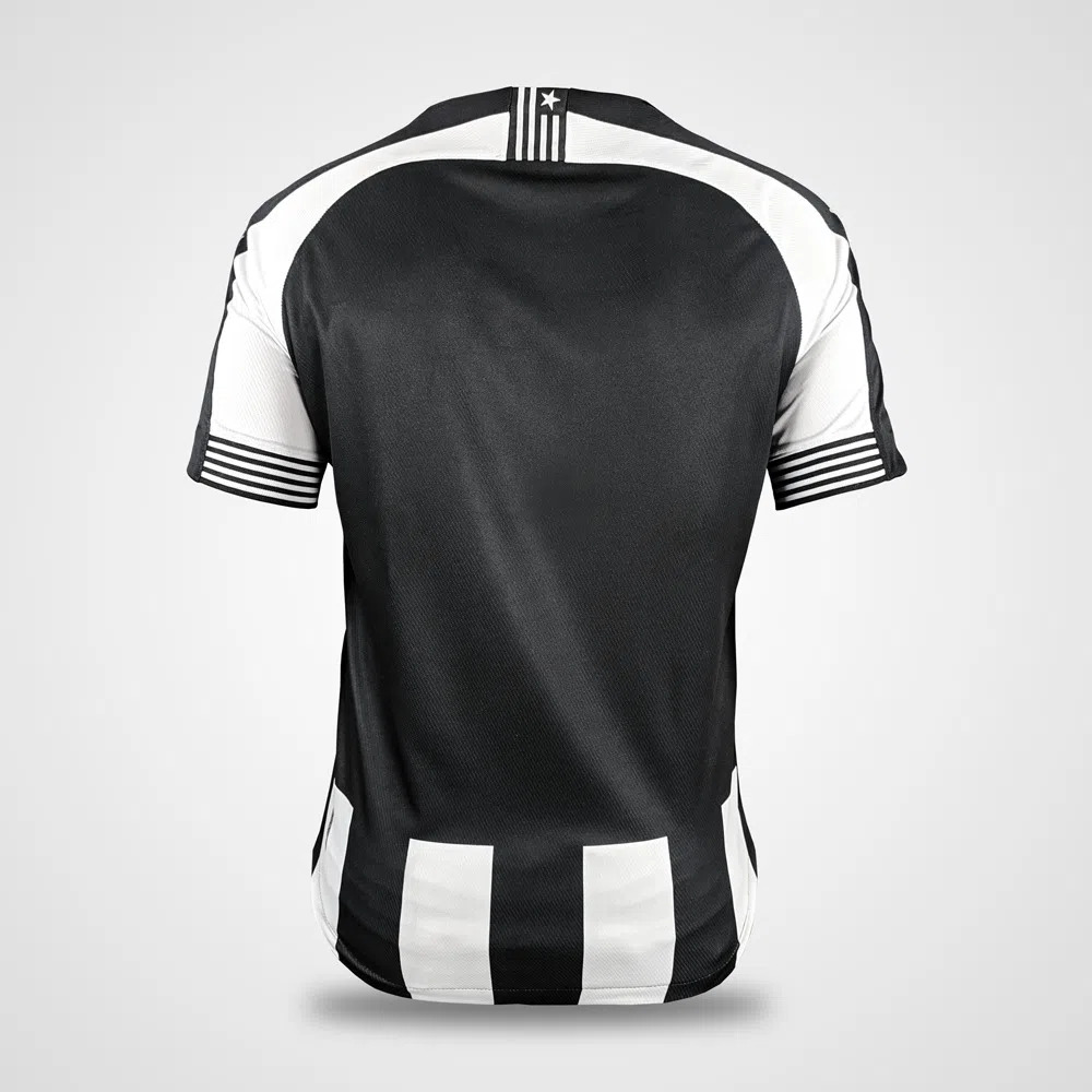 Camisa Botafogo infantil Jogo 1 Kappa 2020/21 - Alvinegra