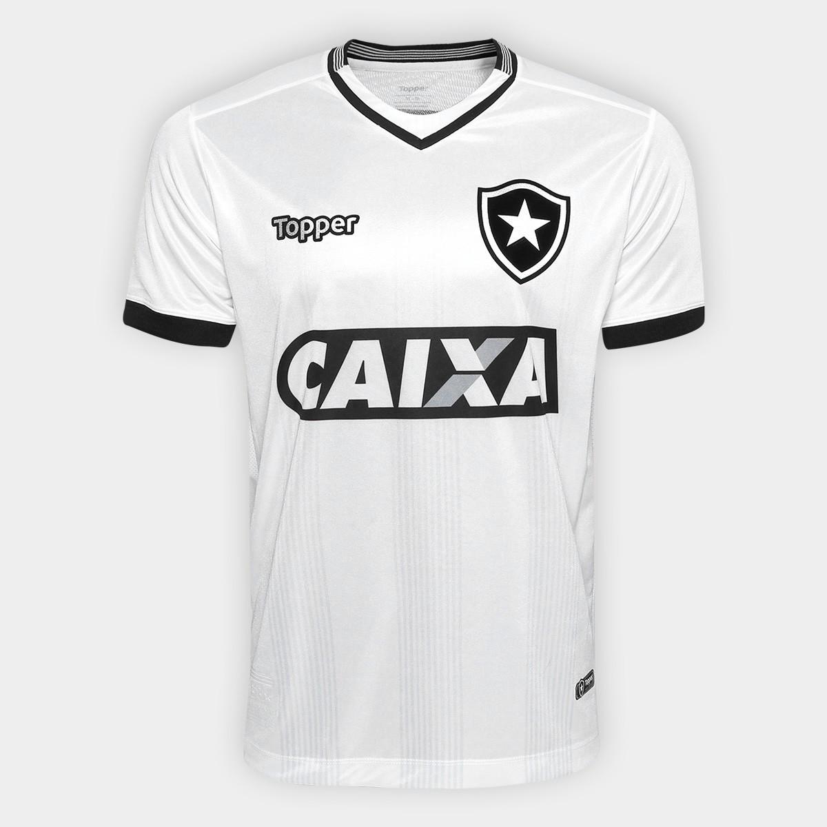 Camisa Botafogo Infantil Jogo 3 2018/19