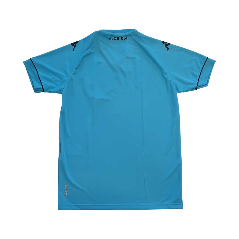 Camisa Botafogo Juvenil Jogo 4 Kappa 2021 - Azul