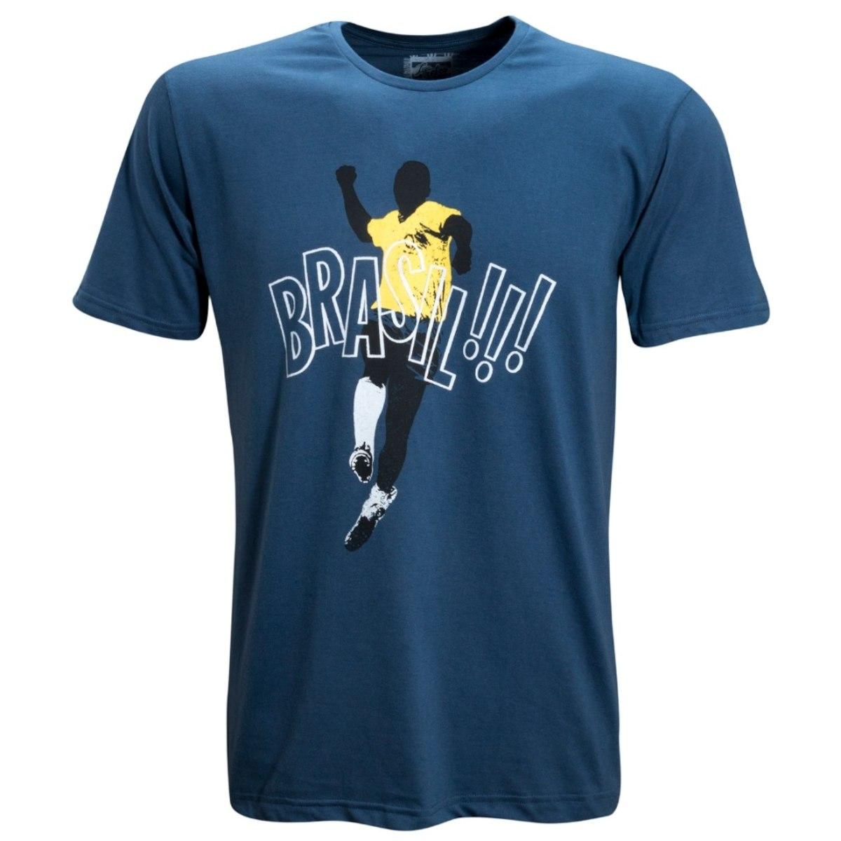 Camisa Brasil comemoração